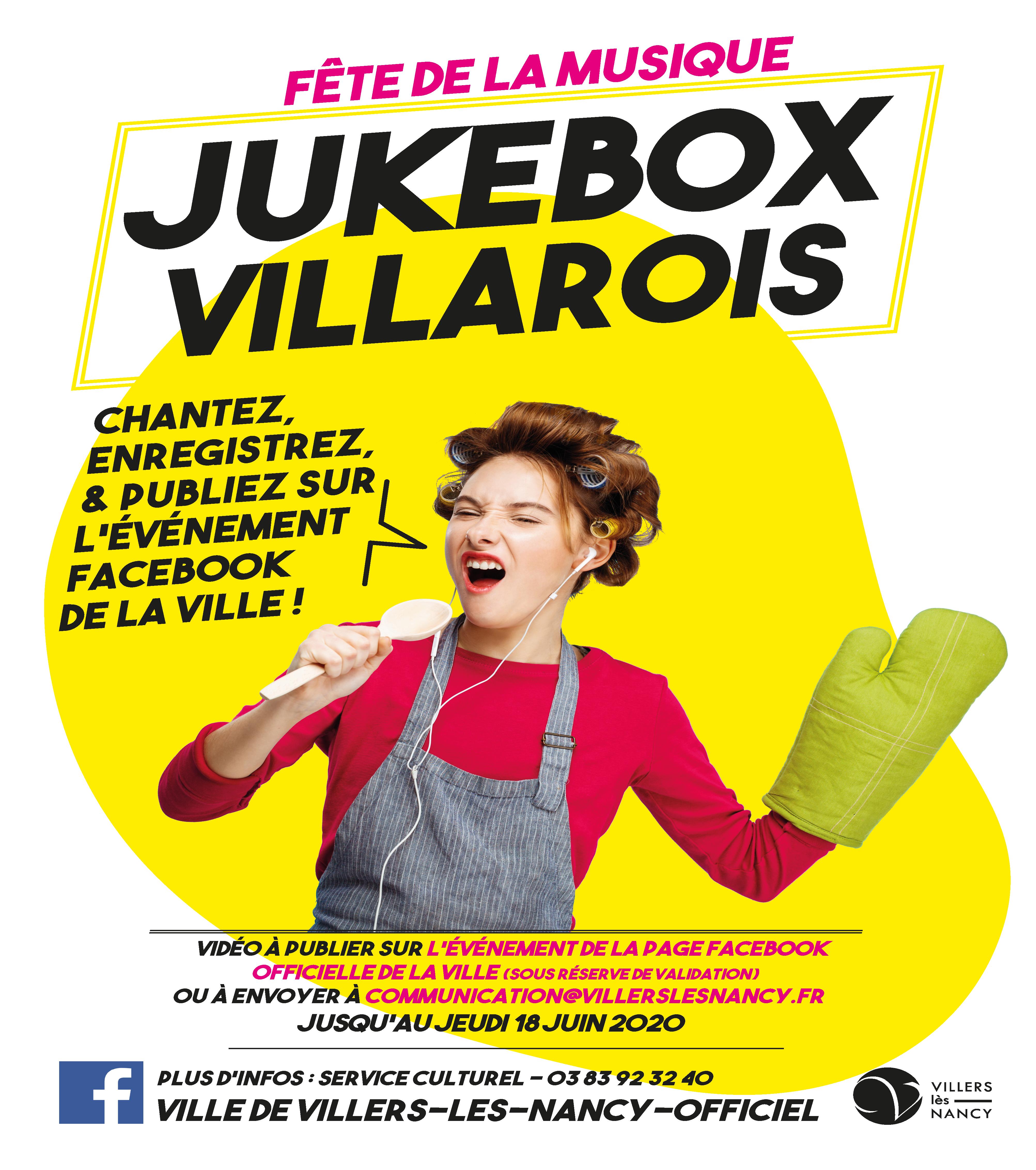 Jukebox villarois